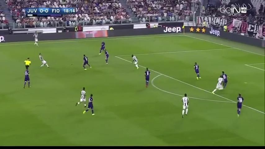 bad fiorentina defense#1-2