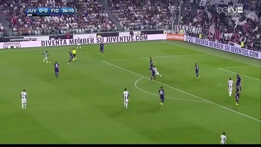 juventus goal#1-1