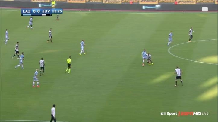 Lazio dangerous#1-1