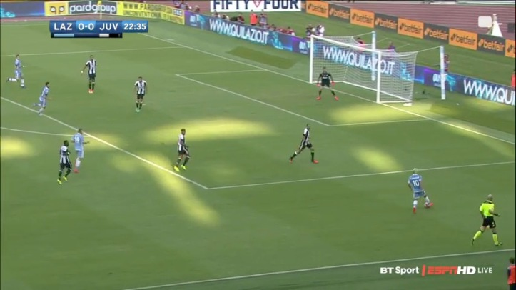 Lazio dangerous#1-3