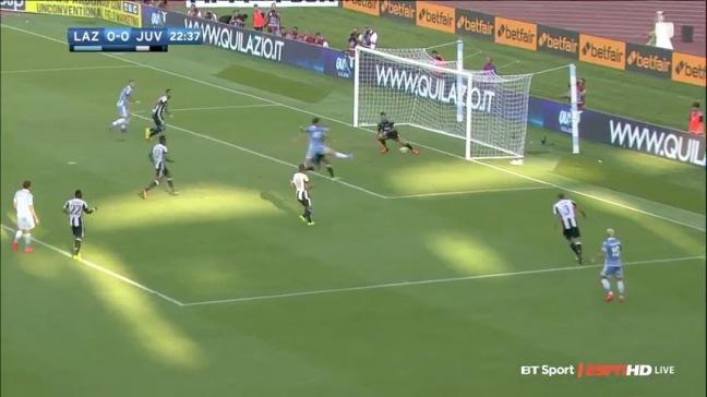 Lazio dangerous#1-4